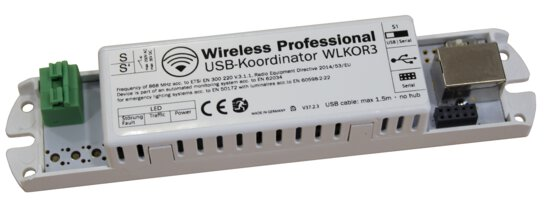 Wireless Professional USB-Koordinator WLKOR3