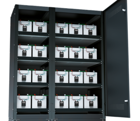 RPower battery cabinet