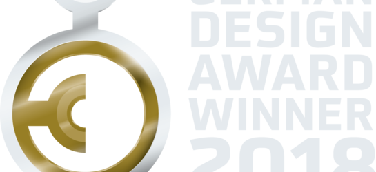 German Design Award 2018 Logo